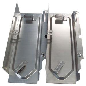 Kundenspezifisches Stahlprogressives Aluminiummetall, das Teile stempelt