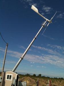 Китай производитель ветровых генераторов (Генератор ветровой турбины 400W-30КВТ)