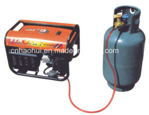 Soncapの2015新しいTechnology 2/3/5/6kw Portable Liquefied Gas Generator