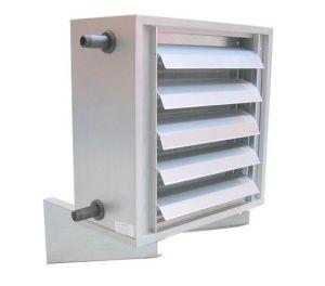 水平のHydronicの熱湯のハングの単位のヒーター