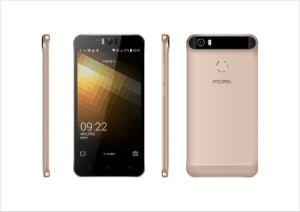 A MTK6580A 1+8, quad core, 1,3 Ghz; Android Market 5.1; Volta: 5.0, à frente: 2,0; 2000mAh; Smart Phone