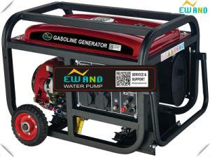 elektrischer China-Generator des Anfangs2.8kw für Hauptgebrauch mit Rädern (3500E-B)