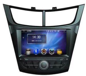 Lettore DVD di OE Fit Car Auto per 8  Chevrolet Sail 3 2015 con il CPU GPS, RDS Radio e Mtk3360