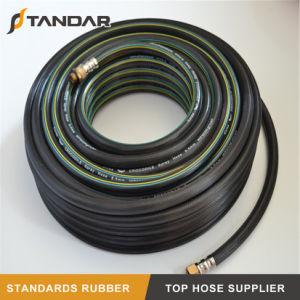 Água de PVC flexível de alta pressão Jardim Mangueira de Pulverização para compressores