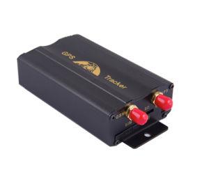 Draadloze GPS van het Netwerk GSM GPRS Dubbele GPS van de Kaart SIM Drijver met Motor die door SMS Bevel is gesloten