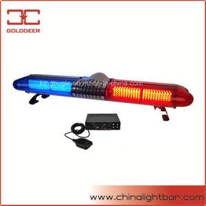 Röhrenblitz-Warnleuchten-Stab des Polizeiwagen-LED (TBDGA04126)