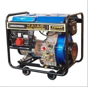 5kw open Diesel van het Frame Generator