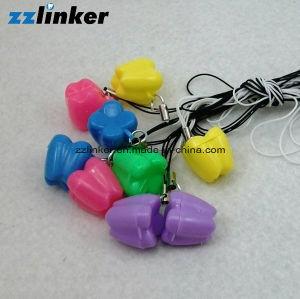 Forme de dent Zzlinker case colorée les dents de bébé