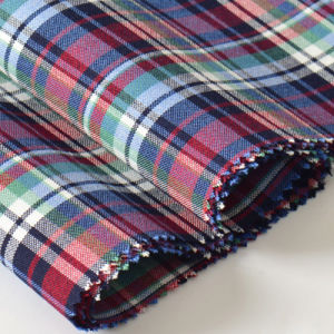 Tr tejido Poly Rayon Viscosa telas Camiseta combinadas