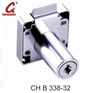 亜鉛鉄の真鍮の家具のアクセサリの机の引出しロック(CH139-22)