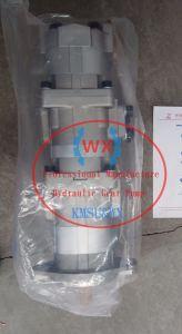 Grupo hidráulico da bomba de engrenagem tripla-13020 705-55, 705-55-13020 da Bomba Hidráulica