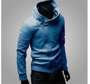 Fashion conçu Polyester Pull ZIP portant un collier d'hiver