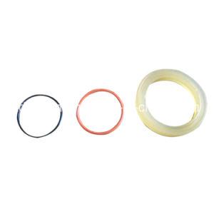 Personalizar de forma redonda moldeado encapsulado en PTFE juntas tóricas