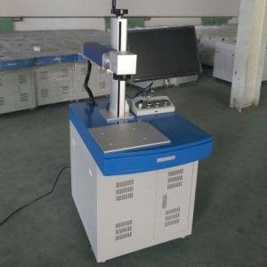 금속 플라스틱을%s 조각 장비 20W 30W를 만드는 휴대용 Laser