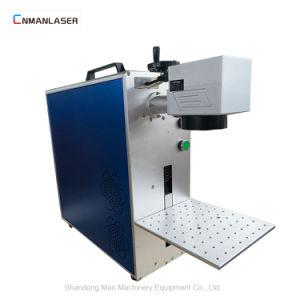 30W волокна цвета Mopa станок для лазерной маркировки для процесса керамики