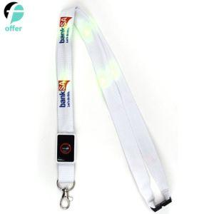 Настраиваемый логотип флуоресцентный мультфильм металлические шнурок плечевой лямки ремня безопасности