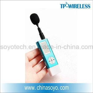 教師(無線教室のマイクロフォンの解決)のための2.4G便利で小さい無線マイクロフォン