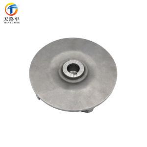 Custom 304 / 316 Rotor de pompe à eau en acier inoxydable faite par le moulage de la cire perdue