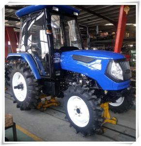 4WD de 65 CV Tractores Agrícolas con implementos de tractores agrícolas baratos