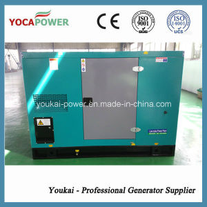 40kw/50kVA Potência Silenciosa do motor eléctrico de grupo gerador diesel