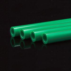 Ampiamente utilizzare il tubo verde del polipropilene di Pn10 PPR