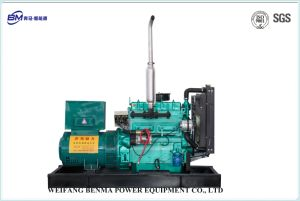 Shangchai 엔진을%s 가진 자동적인 유형 디젤 엔진 발전기 세트
