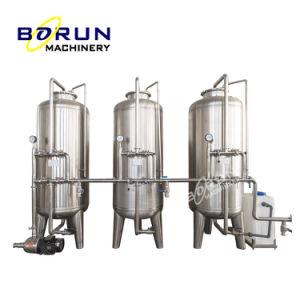 飲料の満ちるラインのための逆浸透ROの水処理システムのプラント