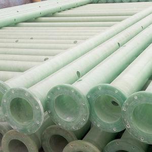 工場供給のガラス繊維乳鉢の管の管