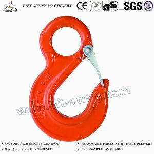 G80 глаз/вилку с помощью строп/предохранительный крюк с защелкой для подъема