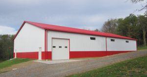 Costruzione strutturale d'acciaio del garage della costruzione del metallo