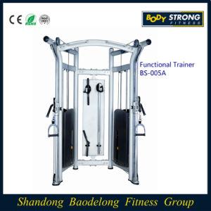 Fuerza comercial máquinas de ejercicio entrenador funcional doble polea ajustable BS-005A