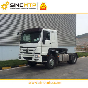 SINOTRUK 4X2 371HP HOWO caminhão trator para puxar semi reboque