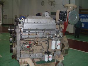 448kw de Diesel van de Waterkoeling Cummins Motor Kta19-G2 van de Generator