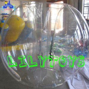 China Factiory ecológica promocionales PVC inflable Pelota de playa