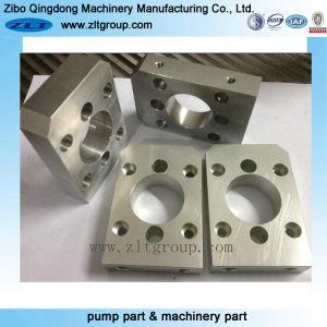 Edelstahl-/legierterstahl kundenspezifische CNC maschinelle Bearbeitung und CNC-drehenteile