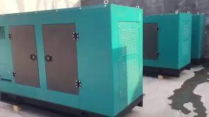 최고 가격 세륨을%s 가진 높은 Stablility 디젤 엔진 발전기 세트