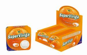 Nieuw en Heet verkoop de Super Super 4PCS Kauwgom Viviga van het Hart met het Vullen van de Jam