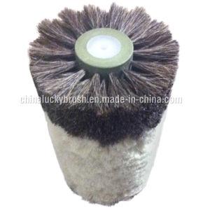 Cheval brosse ronde de cheveux pour les machines de polissage de chaussures (AA-339)