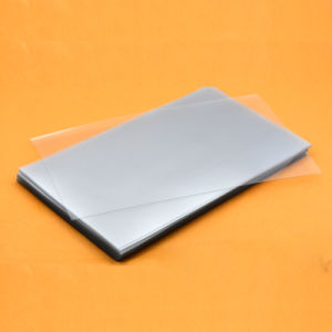Commerce de gros clairement pas de vagues feuille de plastique transparent en PVC rigide pour Photobook