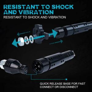 Venda por preço de fábrica Tamanho personalizado todos os chicotes de LED RGB de Veículo de terreno para moto ATV UTV