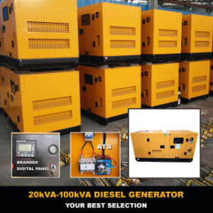 Generatore diesel potente 360kw/450kVA per potere di Standy dell'ospedale