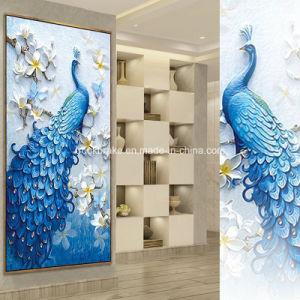 DIY Diamond PINTURA EMBALADEIRA Fotográfico Quente Flor de vida para a decoração da sala de estar Zz1
