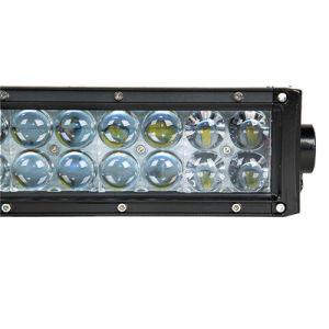 36W 4D объектив мини бар рабочего освещения в автомобилестроении