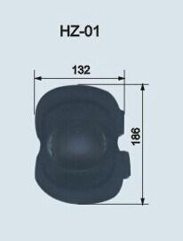 Kneepad Elow u. Knie-Schutz (HX-01/Hz-01)