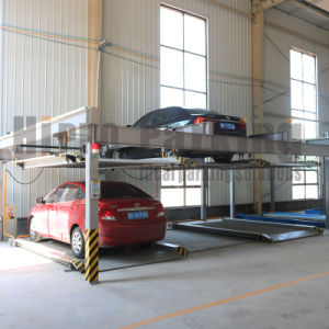Sistema de aparcamiento automático para el coche Parking rompecabezas