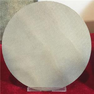 Китай заводские настройки фильтра проволочной сетки из нержавеющей стали диск / фильтр тканью