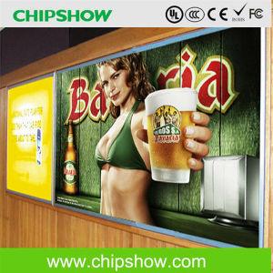 Chipshow P10mm屋内フルカラーLEDデジタル表示装置