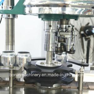 De automatische Kleine Capaciteit kan Spoelende het Vullen Verzegelende Machine