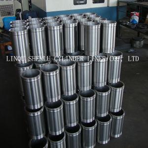 De grijze Voering van de Cilinder van het Gietijzer die voor de Motor 3306/2p8889/110-5800 wordt gebruikt van de Rupsband