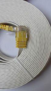 Best Seller UTP CAT6 de piso Patch Cable Ethernet